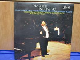 LP050 -LUCIANO PAVAROTTI - IN CONCERT - Oper & Operette