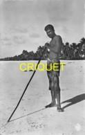 Nouvelle Calédonie, Indigène Lifou, Bel Affranchissement 1957, Carte Pas Courante - Nouvelle Calédonie