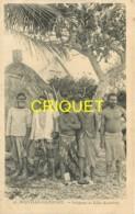 Nouvelle Calédonie, Indigènes De Lifou, Belle Carte Pas Très Courante - Nouvelle Calédonie