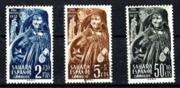 Sahara Español Nº 94/96 En Usado - Sahara Español