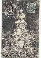 PARIS . MONUMENT DE HENRY MURGER . AFFR SUR LE RECTO LE 22-11-1904 - Autres Monuments, édifices