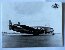 Carte De Voeu Avion Cocarde Tricolore Symbole Crocodile Dans Losange Femme Avec Coiffe Polynésie ? - 1946-....: Moderne