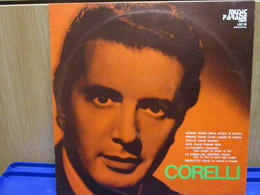 LP025 -CORELLI - NORMA-ERNANI-OTELLO-AIDA-LAFAVORITA-LA FORZA DEL DESTINO-RIGOLETTO - Oper & Operette