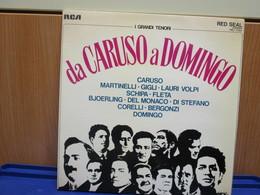 LP019 -I GRANDI TENORI - DA CARUSO A DOMINGO - Opera