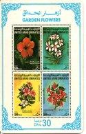 Timbre Stamp Télécarte United Arab Emirate Emirat Phonecard  (G 01) - Emirats Arabes Unis
