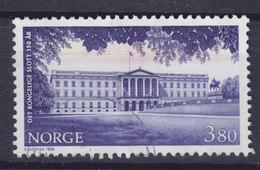 Norway 1998 Mi. 1296  3.80 Kr 150 Jahre Königliches Schloss Royal Castle Oslo - Norwegen