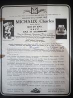 Faire-part Honneur Aux Anciens Classe 1958 - Documents