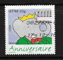 FRANCE N° 3927 Anniversaire BABAR éléphant - France