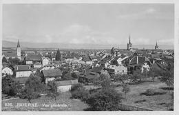 PAYERNE → Vue Générale, Photocarte Anno 1948 - VD Waadt