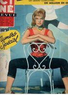Ciné Revue Numéro Spécial Belinda Lee - Brigitte Bardot - Jayne Mansfield - Sacha Guitry - Danielle Darrieux De 1957 - Cinéma
