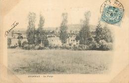 CP OYONNAX LA FORGE - Oyonnax