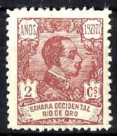 Río De Oro Nº 131 En Nuevo - Rio De Oro