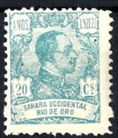 Río De Oro Nº 135 En Nuevo - Rio De Oro