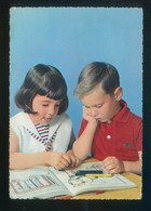 Ed. Cecami Nº 302. Fabricación Italiana. Circulada 1961. - Niños