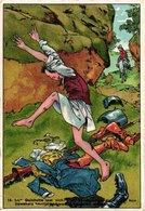 8 Chromo Litho PUB C1890 BENSDORP Chocolate Chokolade, Don Quichotte Cervantes  Apporx. 7X10cm  VERY GOOD - Chocolade