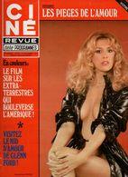 Ciné Revue Télé Programmes N°50 Dossier Les Pièges De L'amour - Glenn Ford - Steven Spielberg  Les Extraterrestres... - Fernsehen