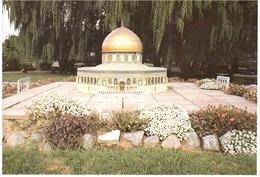 Miniature World Dome Of The Rock Jerusalem - Israele