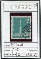 Berlin - Germany - Michel 142  -  Oo Oblit. Used Gebruikt - - [5] Berlino