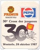 #D124-001 Viltje Primus - Pepsi - Sous-bocks