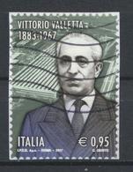 °°° ITALIA 2017 - VITTORIO VALLETTA °°° - 2011-...: Usati