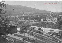 OLTEN → Bahnhof Olten, Alter Lichtdruck Ca.1910 - SO Soleure