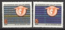 DDR 1515/16 ** Postfrisch - DDR