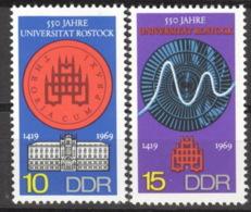 DDR 1519/20 ** Postfrisch - Ungebraucht