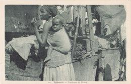 Djibouti (Afrique) - Vendeurs De Dattes - Djibouti