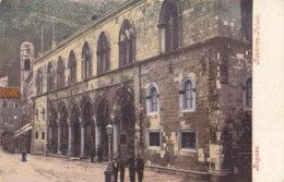 Ragusa (Italie) - Rectoren Palast - Ragusa