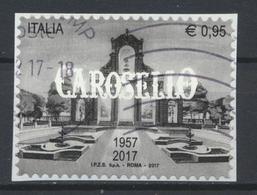°°° ITALIA 2017 - CAROSELLO °°° - 2011-...: Usati