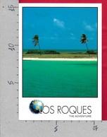 CARTOLINA NV VENEZUELA - Los Roques - The Adventure - 11 X 15 - Venezuela
