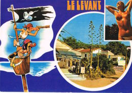 83 - LE LEVANT - Var- Le Village - Jeune Nudiste - Multivues  Paypal Sans Frais  - - Altri Comuni
