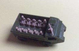 Véhicule Militaire, Personnel Carrier, Matchbox - Autres Collections