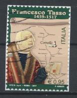 °°° ITALIA 2017 - FRANCESCO TASSO °°° - 2011-...: Usati