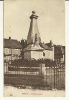 52 - ANDELOT / LE MONUMENT - Andelot Blancheville