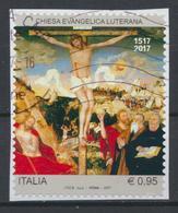 °°° ITALIA 2017 - CHIESA EVANGELICA °°° - 6. 1946-.. República