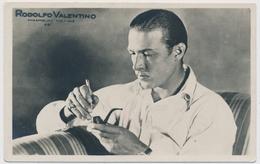 POSTAL FOTOGRAFIA DEL ACTOR RODOLFO VALENTINO / Paramount Picture 487 - Photos