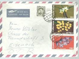 LETTER 1981 - Thaïlande