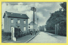 * Zaventem - Saventhem (Brabant - Bruxelles) * (SBP, Nr 4) Chaussée De Diegem, Unique, TOP, Prachtkaart, Zeldzaam - Zaventem