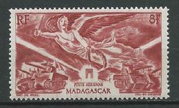 MADAGASCAR 1946 . Poste Aérienne N° 65 . Neuf * (MH) - Poste Aérienne