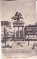 CPA - 5. CLERMONT FERRAND Statue De Vercingétorix - Clermont Ferrand