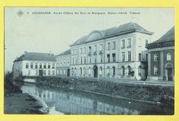* Oudenaarde - Audenarde * (SBP, Nr 11) Ancien Chateau Des Ducs De Bourgogne, Maison D'aret, Tribunal, Canal, TOP - Oudenaarde