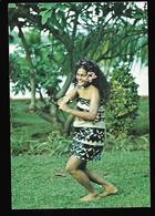 Cpm St004396 Tongan Dancer , Ile Tonga Danse , Océanie , Royaume Des Tonga - Tonga