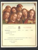 Telegram - Télégramme -  RTT België - Nr. B19 (V) (OD 014) - Faire-part