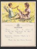 Telegram - Télégramme -  RTT België - Nr. B11 (V) (OD 007) - Faire-part