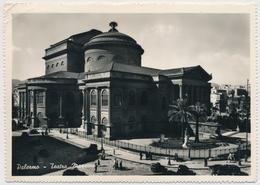 1951 Palermo - Teatro Massimo - Palermo