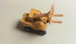 Superfast N°48 Sambron Jacklift - Matchbox - Autres Collections