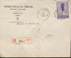 BELGIQUE EMISSION DE 1932 LE BALLON PICCARD DISPERSION D'UN BEL ENSEMBLE BANQUE BELGE DU TRAVAIL MONS 1933 - Belgique