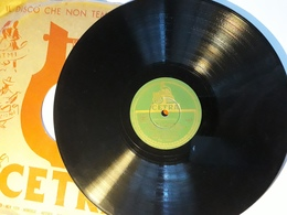 Cetra  DC   1952  -  Nr. 5466.  Achilee Togliani,  Duo Fasano - 78 G - Dischi Per Fonografi