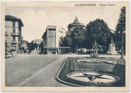 1952 Salsomaggiore - Piazza Cavour - Parma
